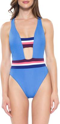 Becca Revine One-Piece Swimsuit