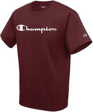 Champion Classic Graphic Logo Cotton Tee