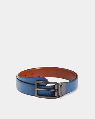 Ted Baker RONNI Croc print leather belt