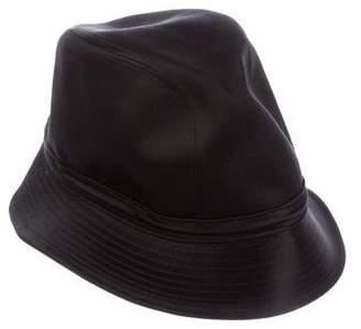 Philip Treacy Logo-Accented Hat