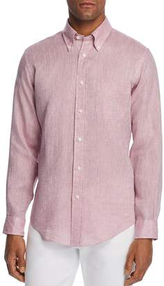 Brooks Brothers Linen Classic Fit Button-Down Shirt