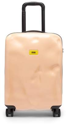 Crash Baggage - Icon 55cm Cabin Suitcase - Womens - Light Pink
