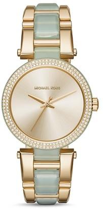 Michael Kors Pavé Delray Watch, 36mm $275 thestylecure.com
