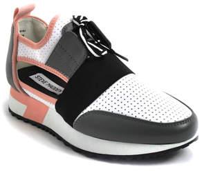 Steve Madden Arctic - Cutout Tie Sneaker