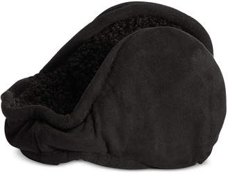 URBAN RESEARCH Men's Faux-Suede Ear Warmers