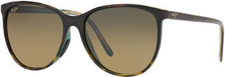 Maui Jim Polarized Ocean Sunglasses, 723 $249.95 thestylecure.com