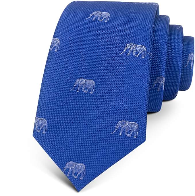 Bloomingdale's Boys Boys' Elephant Tie - 100% Exclusive