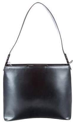 Paco Rabanne Smooth Leather Shoulder Bag