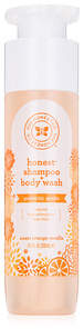 The Honest Company Shampoo + Body Wash - Sweet Orange Vanilla