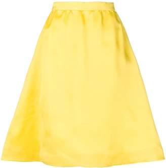 Balenciaga Pre-Owned flared A-line skirt
