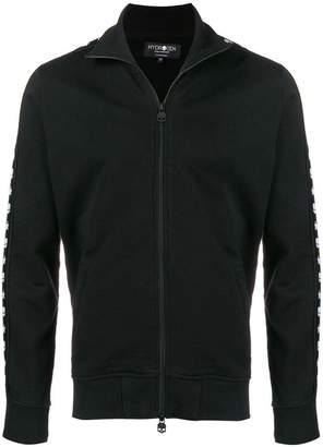 Hydrogen mock neck zip jacket