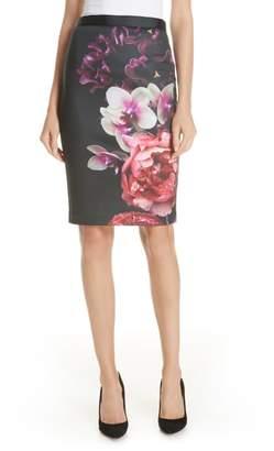 Ted Baker Nevaya Splendour Pencil Skirt