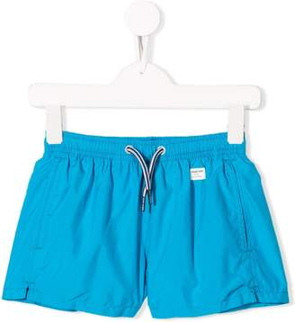 MC2 Saint Barth Kids drawstring swim shorts