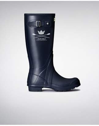 Hunter The Official Womens Oxford Boat Race Boots