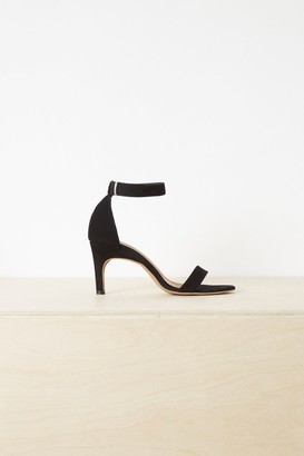French Connenction Carli Strap Arched Heel Sandals