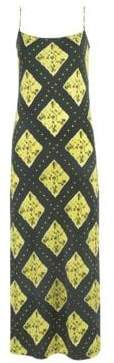 Marc Jacobs Redux Grunge Ikat Jersey Slip Dress