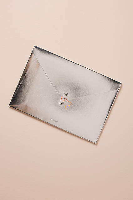 Metallic File Folder