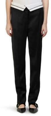 Cédric Charlier Twill Dress Pants