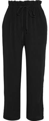 Kain Label Bristol Crepe Straight-Leg Pants