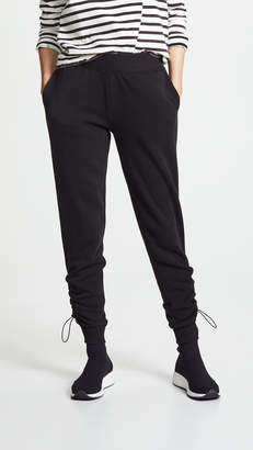Z Supply Loft Fleece Cinched Ankle Pants