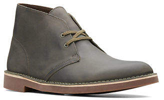 Clarks Leather Lace-up Low Boots