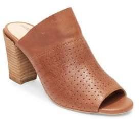 Me Too Mackey Leather Slides