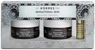 Sensational Skin 3D Black Pine Day and Night Skin Care Duo (Worth 87.20)