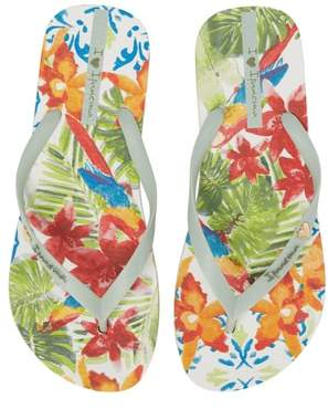 Ipanema Print Flip Flop
