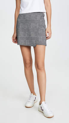 BB Dakota Jack By Plaid But True Skirt