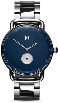 MVMT Revolver Blue Dial Watch, 47mm