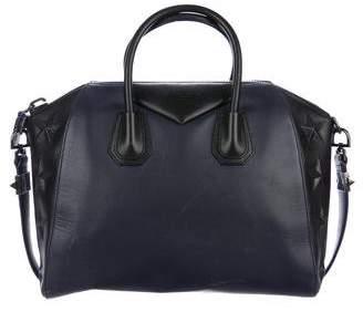 Givenchy Medium Antigona Stars Top Handle Bag