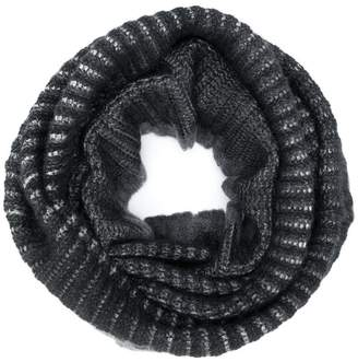 Avant Toi chunky rib knit snood