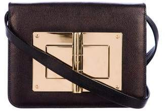 Tom Ford Leather Natalia Crossbody Bag Black Leather Natalia Crossbody Bag