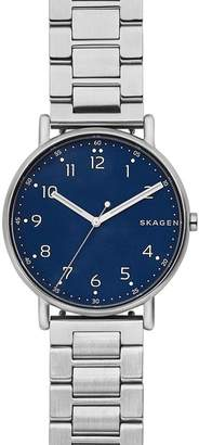 Skagen Men's Signatur Bracelet Watch, 40mm