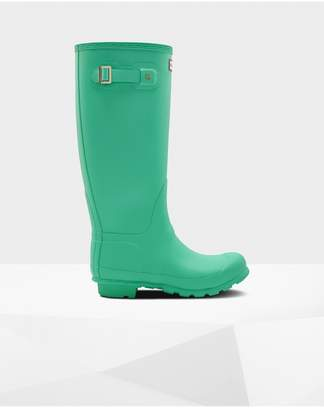 Hunter Womens Original Tall Wide Leg Rain Boots