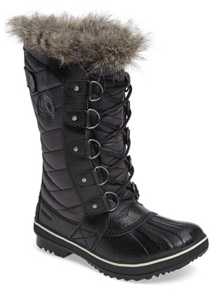 Women's Sorel 'Tofino Ii' Faux Fur Lined Waterproof Boot $169.95 thestylecure.com
