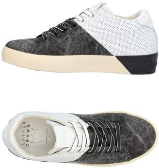 Leather Crown Low-tops & sneakers - Item 11437742AX