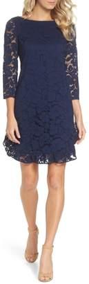 Vince Camuto Lace Shift Dress