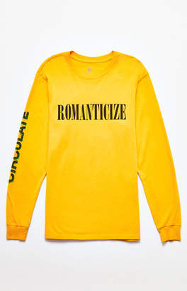 Circulate Romanticize Long Sleeve T-Shirt