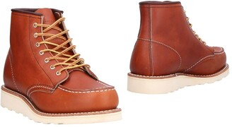 Red Wing Shoes Ankle boots - Item 11467225
