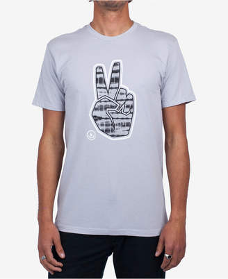 Neff Men's Peace Out Graphic T-Shirt