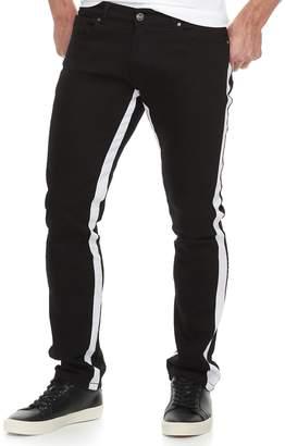 DAY Birger et Mikkelsen Rawx Men's RawX Slim-Fit Contrast Side-Striped Stretch Jeans