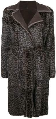 Salvatore Santoro Leo coat