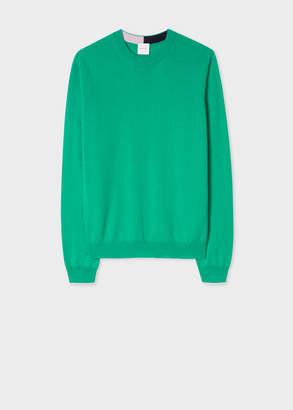 Paul Smith Women's Green Cashmere Sweater