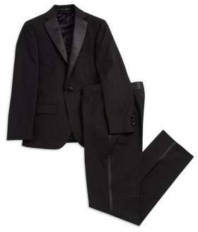 Lauren Ralph Lauren 2-Piece Tuxedo Set