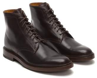 Frye Jones Lace-Up Boot