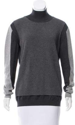Givenchy Long Sleeve Knit Sweater