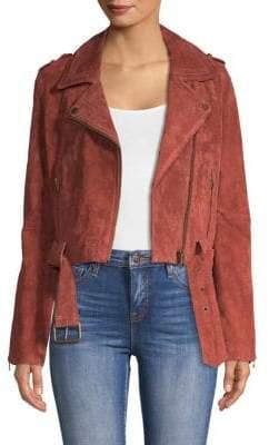 Vigoss Classic Suede Jacket