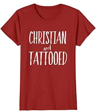 Tattooed Christian | Christian and Tattooed Shirt