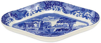 Spode Dinnerware, Blue Italian Pickle Dishes, Set of 2